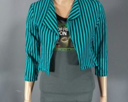 Warehouse 13 Claudia Donovan Allison Scagliotti Screen Worn Blazer and Shirt 213