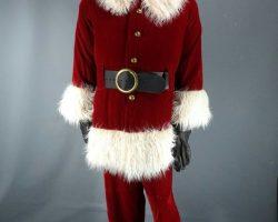 Warehouse 13 Larry Newley Paul Blackthorne Screen Worn Santa Costume Ep 213