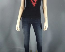 Warehouse 13 Claudia Donovan Allison Scagliotti Screen Worn Shirt Pants and Boots