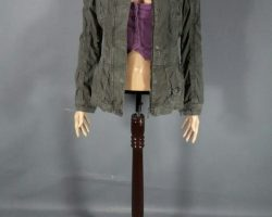 Warehouse 13 Claudia Allison Scagliotti Screen Worn Edc Jacket Vest Stunt Shoes