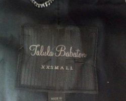 Warehouse 13 Claudia Allison Scagliotti Screen Worn Talula Babaton Coat Ep 406