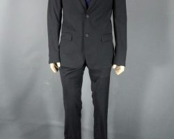 Warehouse 13 Adwin Kosan Faran Tahir Screen Worn Zegna Suit and Tie Ep 401