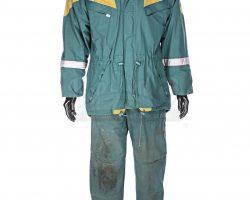 Cliffhanger Hal Tucker's (Michael Rooker) Costume