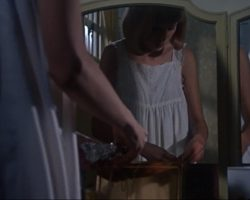 A Mia Farrow Nightgown From Rosemarys Baby