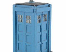 Doctor Who An Original Tardis Prop Model,  Circa 1968