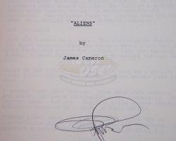 Aliens – Production Script