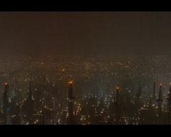 Blade Runner – Hades Landscape Miniature Section
