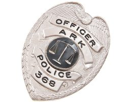 Cape, The (TV) – Ark Police Badge