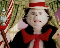 Cat in the Hat, The – Cats Toy Boat with Figure (Mike Myers)