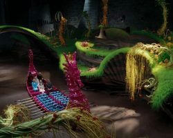 Charlie and the Chocolate Factory – Seahorse Boat Maquette