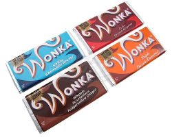 Charlie and the Chocolate Factory – Wonka Candy Bars