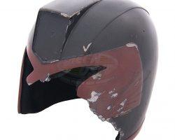 """Dredd – Ma Mas Smashed """"Guthrie"""" Judge Trophy Helmet"""