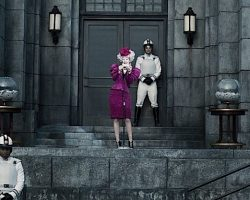 Hunger Games, The – Effies Reaping Shoes (Elizabeth Banks)