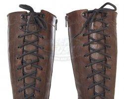 Hunger Games Catching Fire, The – Katniss Hunting Boots (Jennifer Lawrence)