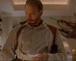 Last Action Hero – Benedicts Prop Eyeballs and Case (Charles Dance)