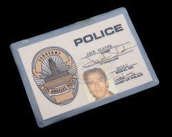 Last Action Hero – Jack Slaters Police ID (Arnold Schwarzenegger)