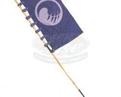 Last Samurai, The – Katsumoto Clan Flag