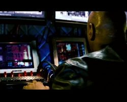 Mission Impossible III – Luthers Turret Gun Computer (Ving Rhames)