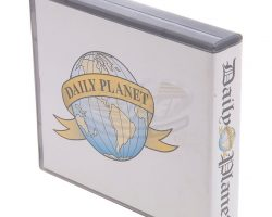 Smallville (TV) – Daily Planet CD Case