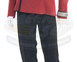 Star Trek VI The Undiscovered Country – Lt. Valeris Starfleet Uniform (Kim Cattrall)