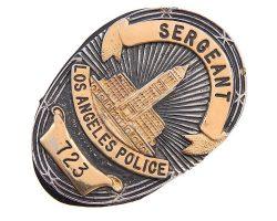 Last Action Hero – Jack Slaters Police Badge (Arnold Schwarzenegger)