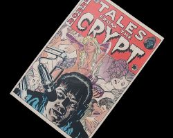 Tales from the Crypt (TV) – Crypt Keeper Book Page