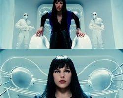 Ultraviolet – Violets Outfit (Milla Jovovich)