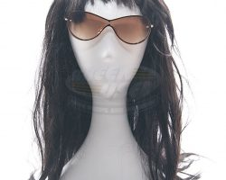 Ultraviolet – Violets Wig and Glasses (Milla Jovovich)