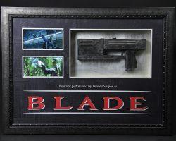 Blade Blades (Wesley Snipes) Stunt Pistol Display