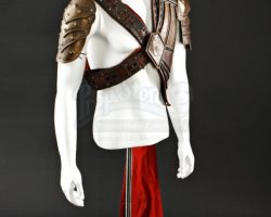 John Carter Zodanga Soldiers Partial Costume