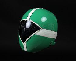 Power Rangers Lightspeed Rescue Green Ranger Touring Helmet