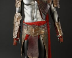 John Carter Zodanga Soldiers Complete Costume