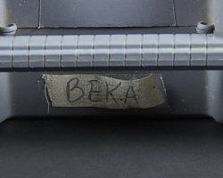 Beka Valentine's (Lisa Ryder) Hero Pistol ANDROMEDA