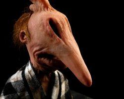 Distorted Adam Maitland (Alec Baldwin) Maquette BEETLEJUICE
