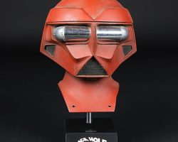 Sentry Guard Helmet THE BLACK HOLE