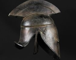 Joppa Guardsman's Helmet CLASH OF THE TITANS