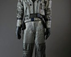 Commander Robert Iverson's (Bruce Greenwood) Thermal Suit Costume THE CORE