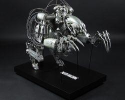 "Model Miniature ""Frontline Morale Destroyer"" DEATH MACHINE"