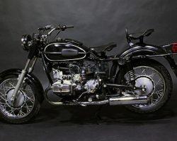 Anna's (Naomi Watts) Motorbike EASTERN PROMISES