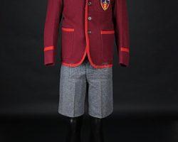 Jamie Graham's (Christian Bale) School Uniform EMPIRE OF THE SUN