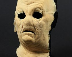 Babylon 5 Dr Lazarenn (Jim Norton) Unfinished Facial Appliance
