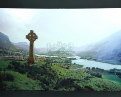 Camelot Matte Painting FIRST KNIGHT