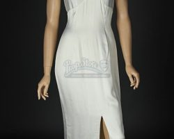 Carrie's (Andie MacDowell) Wedding Dress FOUR WEDDINGS AND A FUNERAL