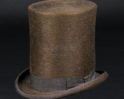 Bill the Butcher's (Daniel Day Lewis) Hat GANGS OF NEW YORK