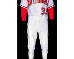 "Owen Wilson ""Matty"" baseball uniform from How Do You Know"