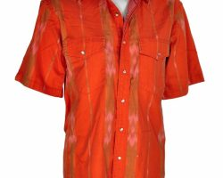 "Charlize Theron ""Aileen Wuornos"" screen-worn western shirt from Monster"