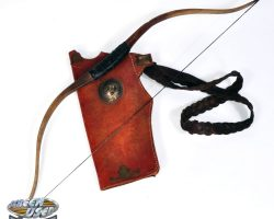 Collection of prop weapons from Prince of Persia: The Sands of Time