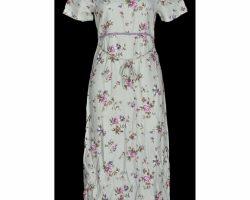 "Kathryn Anderson ""Jean Kriticos"" floral dress from Thir13en Ghosts"