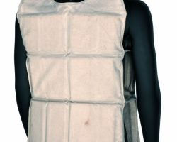 Original production-used life vest from Titanic
