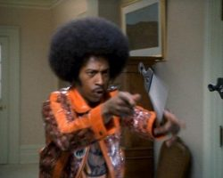 Eddie Griffin hairpick from Undercover Brother